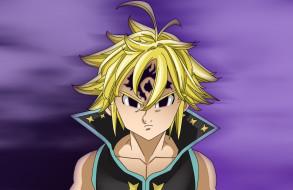 аниме, nanatsu no taizai, the, seven, deadly, sins