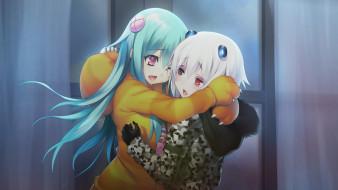 аниме, tokyo necro, девушки
