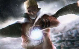 hero, Konoha, jinchuuriki, hokage, anime, game, Naruto