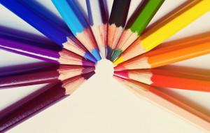 разное, канцелярия,  книги, карандаши, цветные