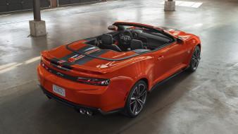 Anniversary, Wheels, Edition, Convertible, 2018, 50th, Hot, Camaro, Chevrolet