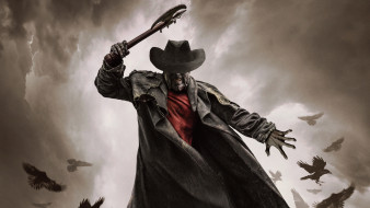 horror, action, Jeepers Creepers 3, ужасы
