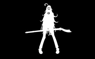 аниме, hellsing, ружье, rip, van, вампир, winkle