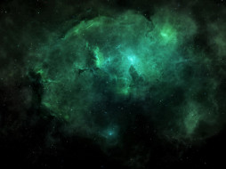 звезды, галактика, туманность