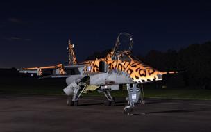 истребитель-бомбардировщик, аэродром, Jaguar, SEPECAT