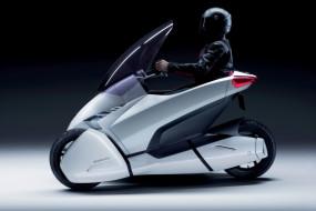 honda 3r-c concept, мотоциклы, honda, 3r-c, concept