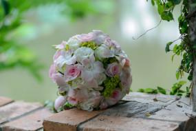 Свадебные Цветы, Цветок Невесты, День Свадьбы, Цветок