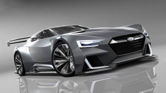 Viziv, Subaru, GT, Turismo, Gran, Vision, Concept, 2014