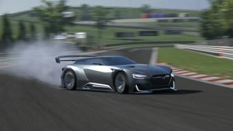 Concept, Turismo, GT, Subaru, Gran, Vision, 2014, Viziv