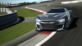 Turismo, Gran, Vision, 2014, Viziv, Subaru, GT, Concept
