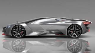 875, 2015, Peugeot, Vision, GT, HP, Concept, Packs