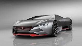Concept, Packs, 875, 2015, HP, Peugeot, Vision, GT