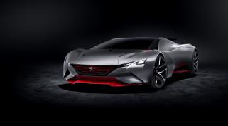 Packs, Vision, Concept, Peugeot, GT, 2015, HP, 875