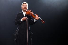 певица, скрипка, женщина