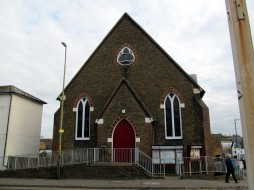 Kent, UK, Baptists Church, Dartford
