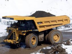 caterpillar 785d, техника, строительная техника, грузовик, авто