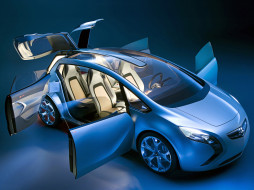 Concept, Flextreme, 2007, Opel