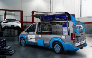 Solutions, Toolbox, Mercedes-Benz, 2017, Concept, Metris, Master