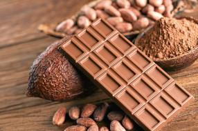 зёрна, Шоколад, какао