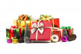 шишки, новый год, игрушки, декор, подарки