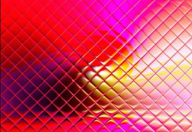 линии, ячейки, блеск, свет, цвет