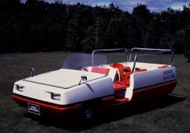 1977, Nissan, EV, Concept, Guide