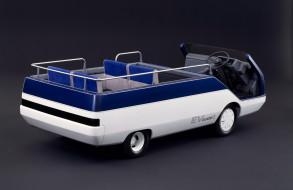 Guide-II, Concept, 1984, Nissan, EV