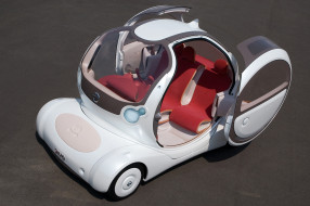 Concept, Nissan, 2005, Pivo