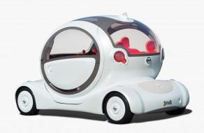 Nissan, Concept, Pivo, 2005