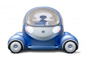 2007, Nissan, Concept, Pivo