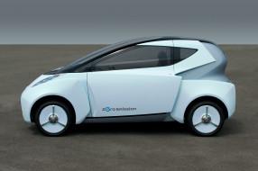Nissan, Land Glider, Concept, 2007