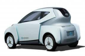 Concept, Nissan, 2007, Land Glider