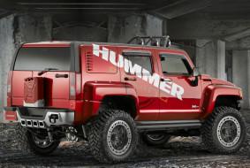 Off, Road, Concept, Hummer, H3R, 2007