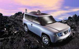 Nissan, Terranaut, Concept, 2006