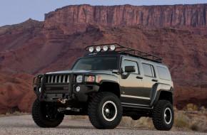 H3, Concept, Hummer, 2009, Moab