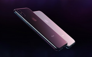 Айфон, смартфон, iPhone X, Apple