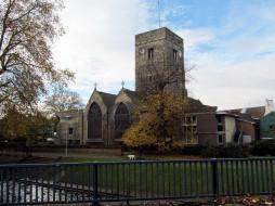 Dartford, Holy Trinity Church, UK, Kent