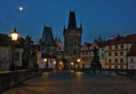 города, прага , Чехия, charles, bridge