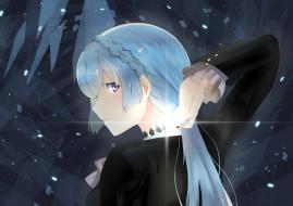 аниме, kiznaiver, девушка