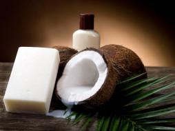 кокос, мыло