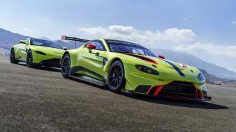 Aston Martin, Racing, Vantage, 2018, GTE