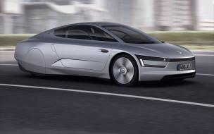 Volkswagen, XL1, 2014