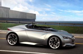 Concept, Chevrolet, Miray, 2011
