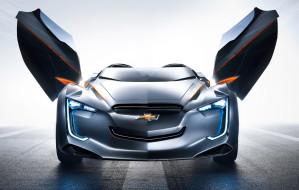 2011, Concept, Chevrolet, Miray