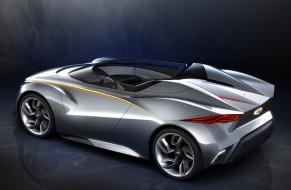 2011, Chevrolet, Concept, Miray