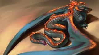 фон, дракон