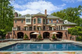 бассейн, дом, вилла
