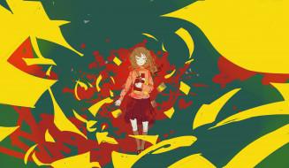 аниме, yume nikki, девочка