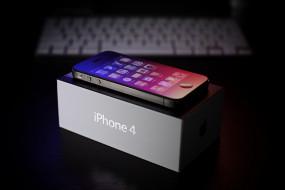 бренды, iphone, 4, cupertino, classic, california, apple