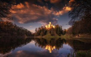 Trakoscan Castle, Croatia